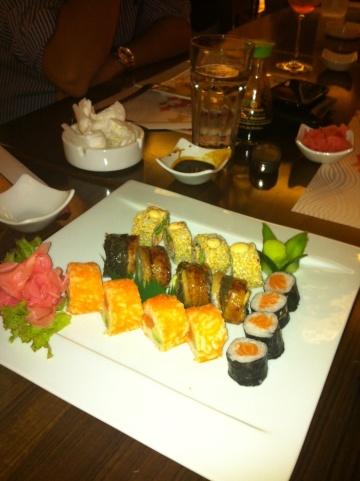 Sushi 007