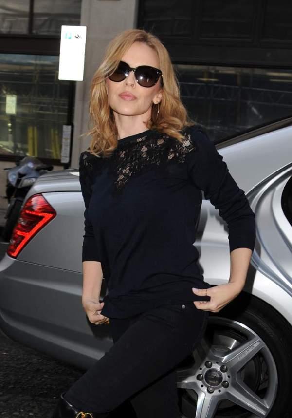 Kylie Minogue - 27 janvier 2014