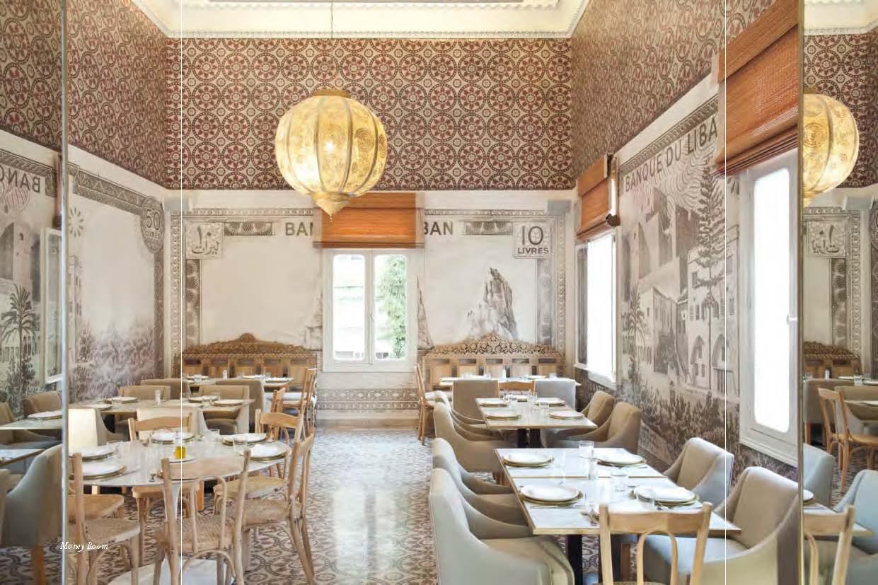 Lebanese Restaurant Interior Design : Introducing liza beirut le de chanty