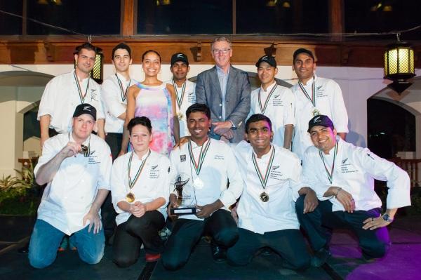 Taste New Zealand finalists