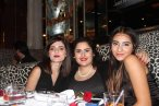 Maya Shokr from Playing with Fashion, Aline Chirinian from Nouchaline, and Elsa from Pretty Capricieuse