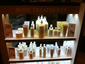 Body Treatment Products