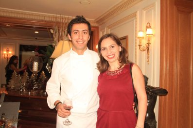 With Chef Pierre Abi Hayla